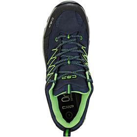 CMP Campagnolo M's Rigel Low WP Trekking Shoes Black Blue-Gecko
